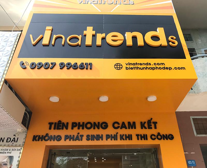 van phong xay dung vinatrends 4 VinaTrends: Công ty xây dựng tại Đồng Nai hơn 300 công trình thiết kế xây nhà trọn gói toàn Việt Nam