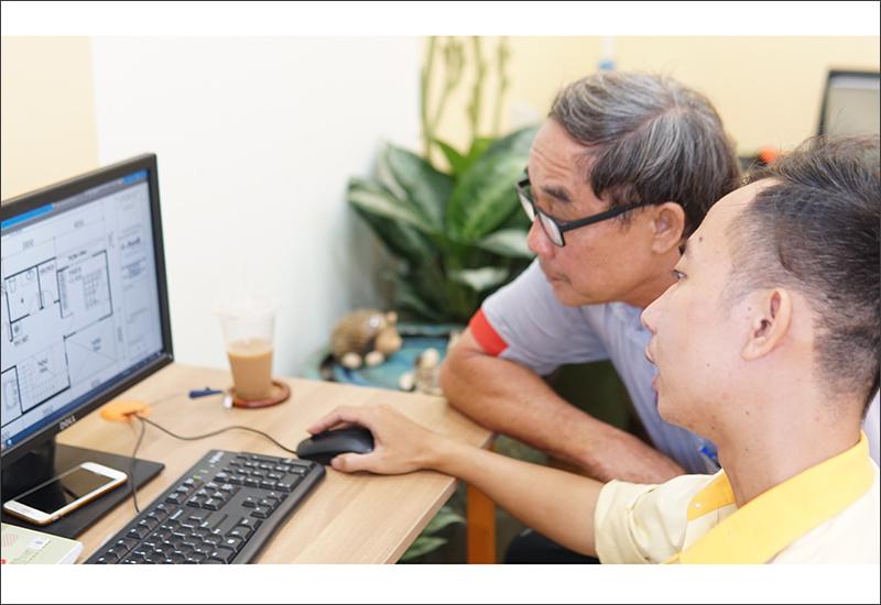 khach hang cong ty xay dung vinatrends o bien hoa 8 Phương thức làm việc tại VinaTrends