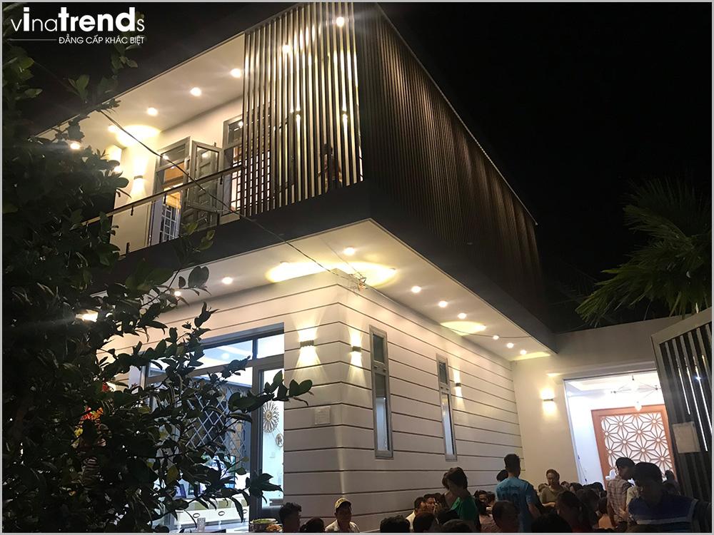biet thu 2 tang mini dep 15m dai 20m do vinatrends thiet ke thi cong tron goi khong phat sinh 5 VinaTrends   Công ty xây dựng tại Đồng Nai hơn 499 công trình thiết kế xây nhà trọn gói trên toàn Việt Nam
