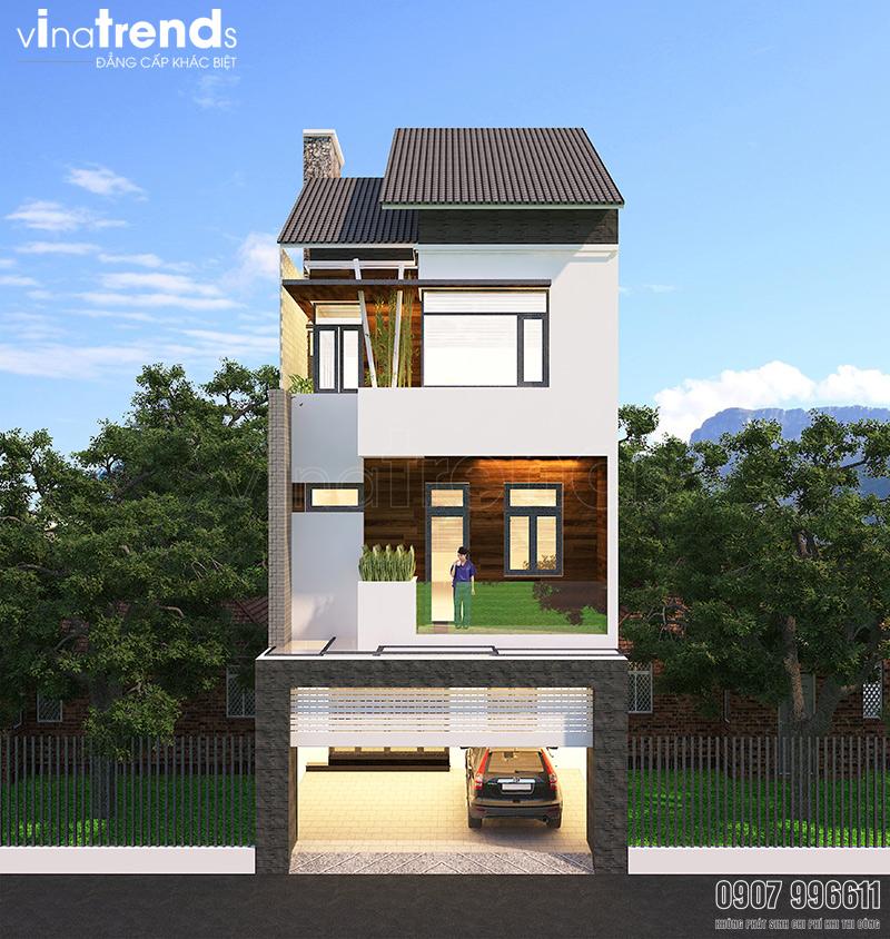 c2405cb5662a8274db3b 15+ mẫu nhà 2 3 4 5 tầng mặt tiền 4m trở lên đẹp sang tiện nghi từ khách VinaTrends đã xây dựng