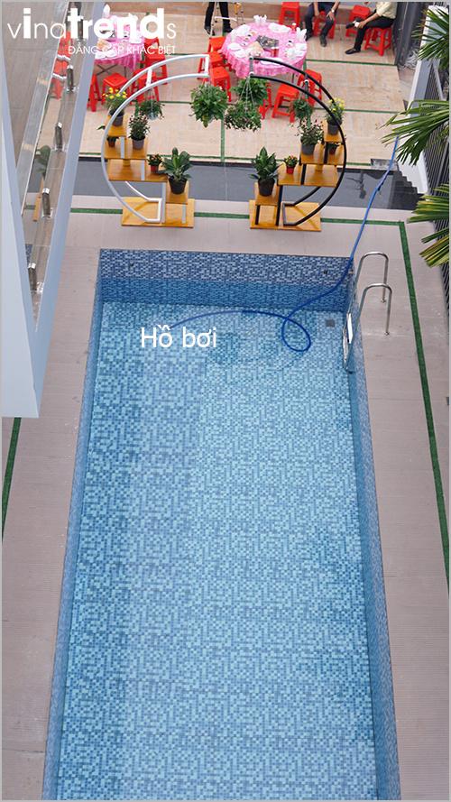 ho boi mini cho biet thu hien dai [KHÔNG PHÁT SINH] xây nhà biệt thự 2 tầng ở Đồng Nai từ thiết kế đến hoàn công