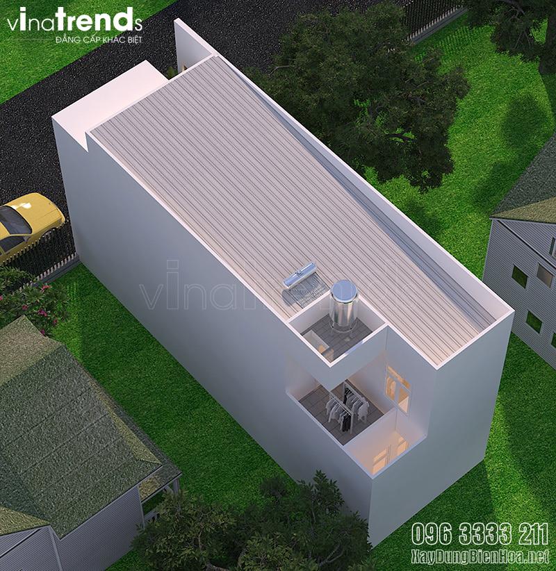 nha 2 tang hien dai dep mat tien 53m o bien hoa 2 2 mẫu nhà 2 tầng hiện đại mặt tiền tầm 5m tiết kiệm 2 5 năm thỏa mái sở hữu