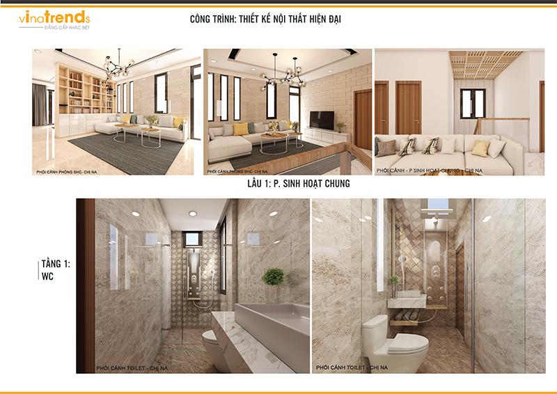 noi that biet thu hien dai dep 6 Mẫu biệt thự 2 tầng hiện đại 12,5x18m ở Cam Ranh là điểm dừng của 1 resort mang tên Hạnh Phúc