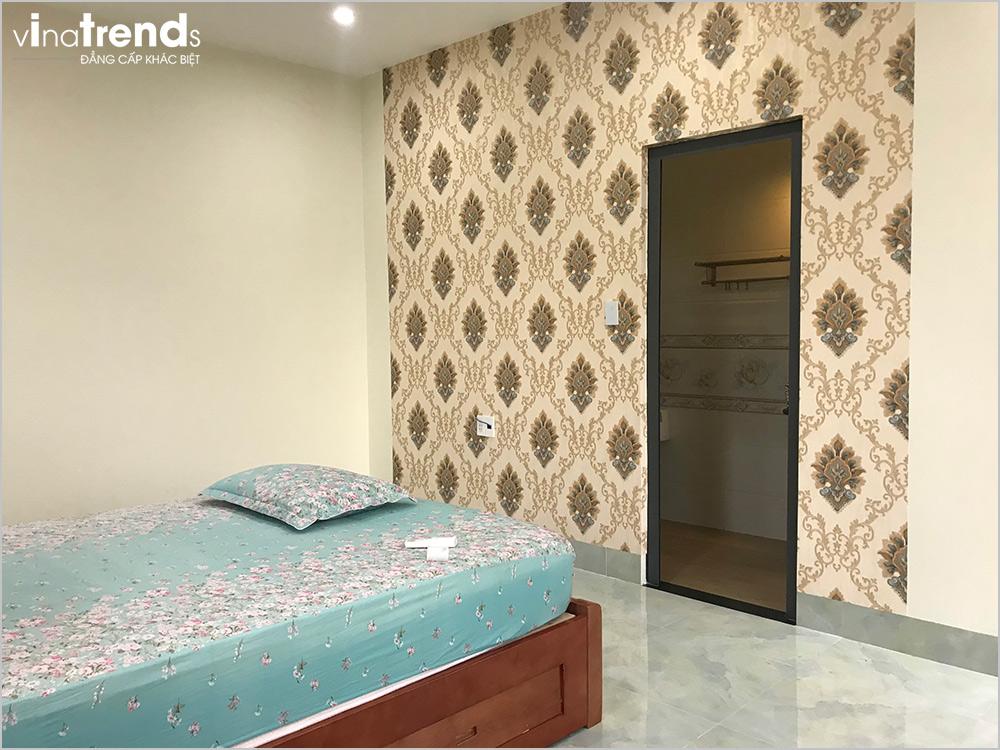 noi that phong ngu don gian nha 2 tang hien dai 16 Chuyên hoàn thiện nhà liền kề phần thô từ A đến Z (kiến trúc nội thất) cho khách bận rộn ở Đồng Nai