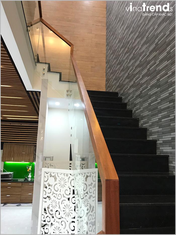 trang tri cau thang biet thu 2 tang 15m dai 20m 5 VinaTrends   Công ty xây dựng tại Đồng Nai hơn 499 công trình thiết kế xây nhà trọn gói trên toàn Việt Nam