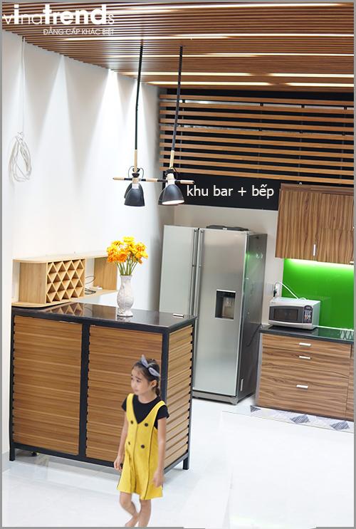 trang tri noi that bep hien dai biet thu 3 tang dep 2 [KHÔNG PHÁT SINH] xây nhà biệt thự 2 tầng ở Đồng Nai từ thiết kế đến hoàn công