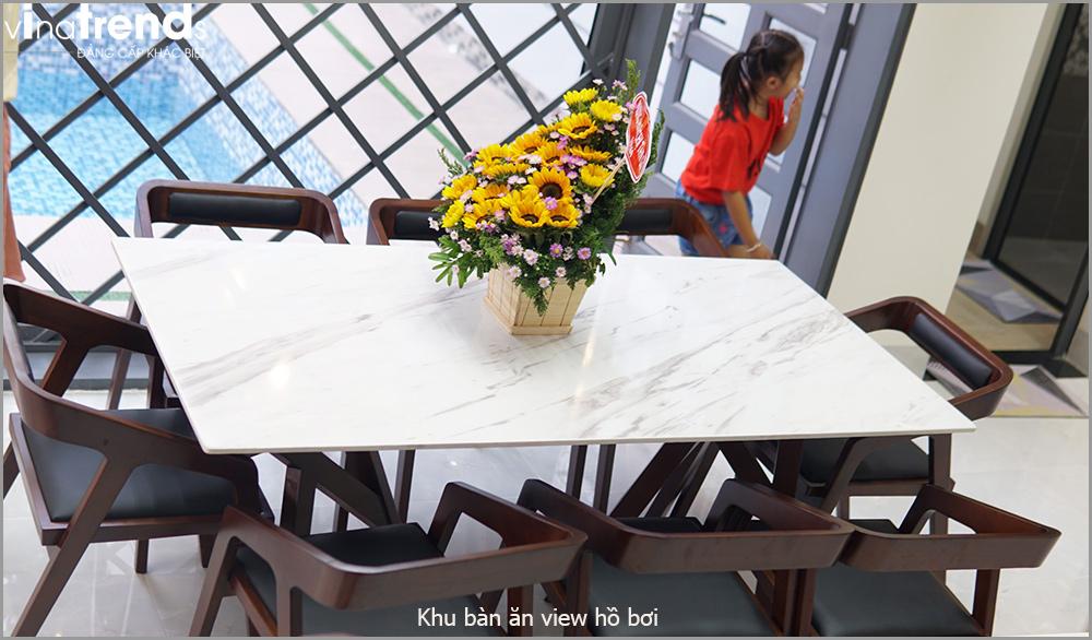 trang tri noi that bep hien dai biet thu 3 tang dep 9 [KHÔNG PHÁT SINH] xây nhà biệt thự 2 tầng ở Đồng Nai từ thiết kế đến hoàn công