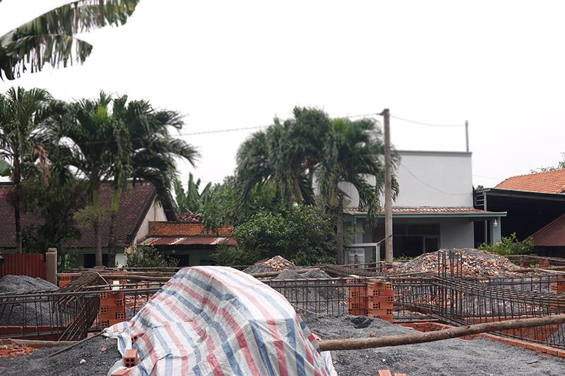 cong ty xay dung bien hoa vinatrends thi cong nha 1 tang Biệt thự vườn nhà 1 tầng hiện đại 8x19m kiểu phương Tây không gian mở ở Biên Hòa