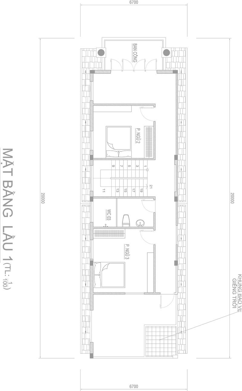 mau nha 2 tang dep mat tien 55m dai 18m kieu mai thai cach tan da lat 5 Mẫu nhà 2 tầng mái thái kiểu Đà Lạt mặt tiền 5,5m dài 18m vợ chồng chị Hồng   Bình Dương