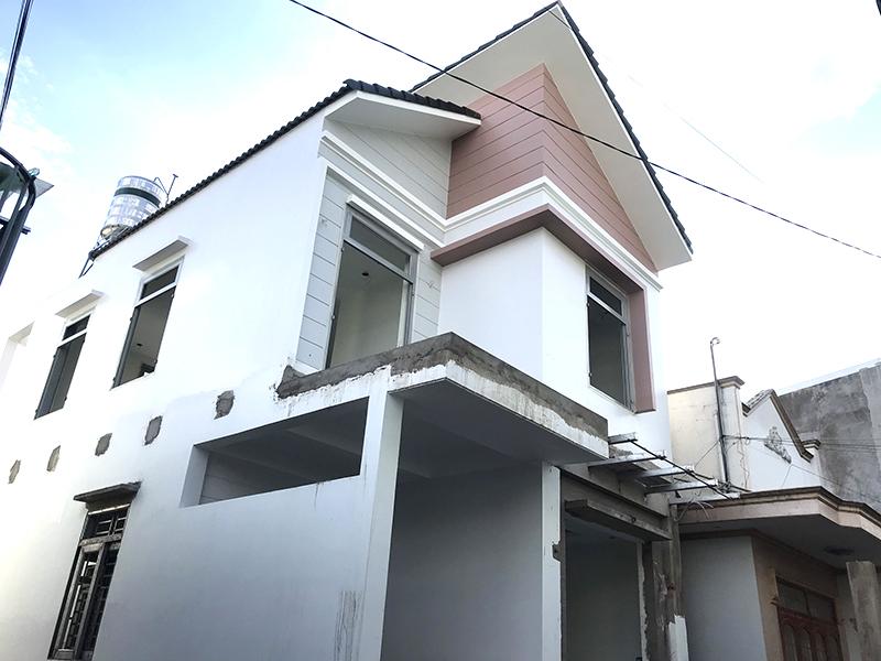 mau nha 2 tang hien dai dep 6 Mẫu nhà 2 tầng 6x12m khiêm tốn về diện tích   Thông Minh về thiết kế của vợ chồng 9X