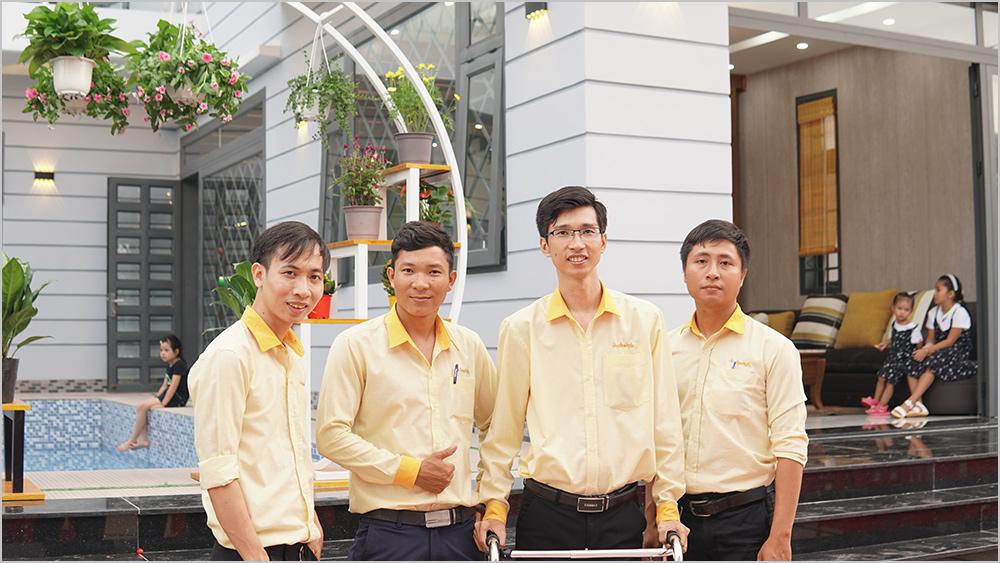 DSC04334 1 [KHÔNG PHÁT SINH] xây nhà biệt thự 2 tầng ở Đồng Nai từ thiết kế đến hoàn công