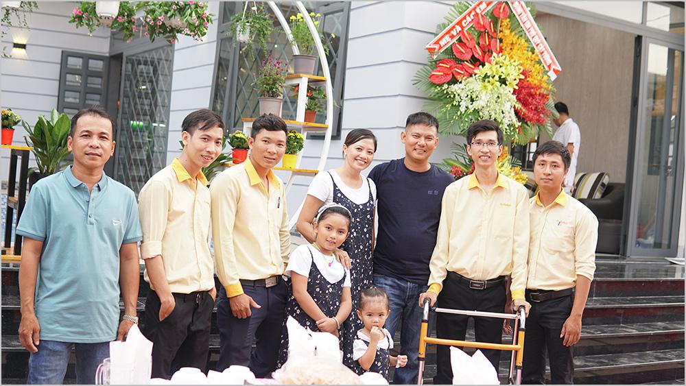 chup voi chu nha 1 [KHÔNG PHÁT SINH] xây nhà biệt thự 2 tầng ở Đồng Nai từ thiết kế đến hoàn công