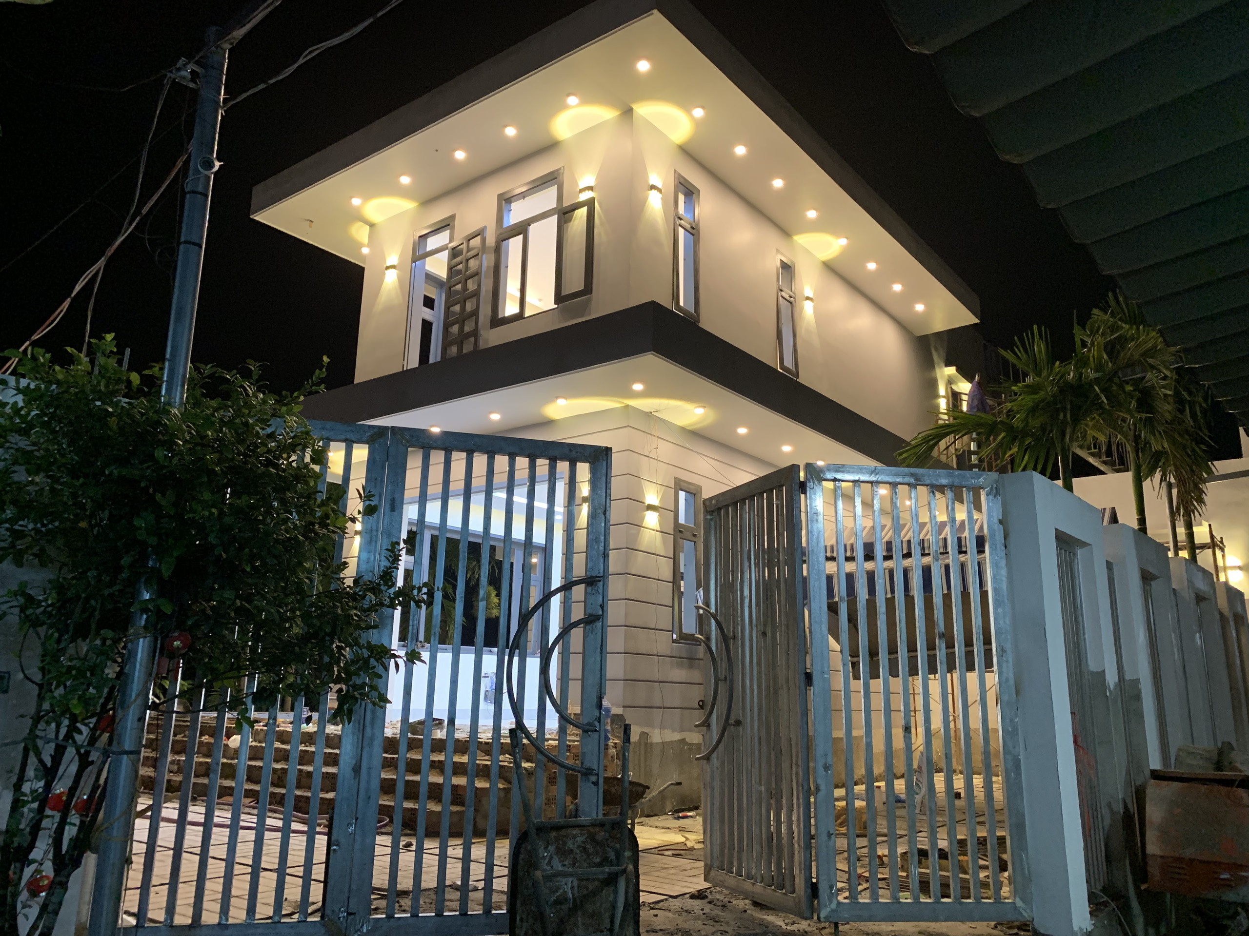 mau nha 2 tang thi cong 1 Chuyên hoàn thiện nhà liền kề phần thô từ A đến Z (kiến trúc nội thất) cho khách bận rộn ở Đồng Nai