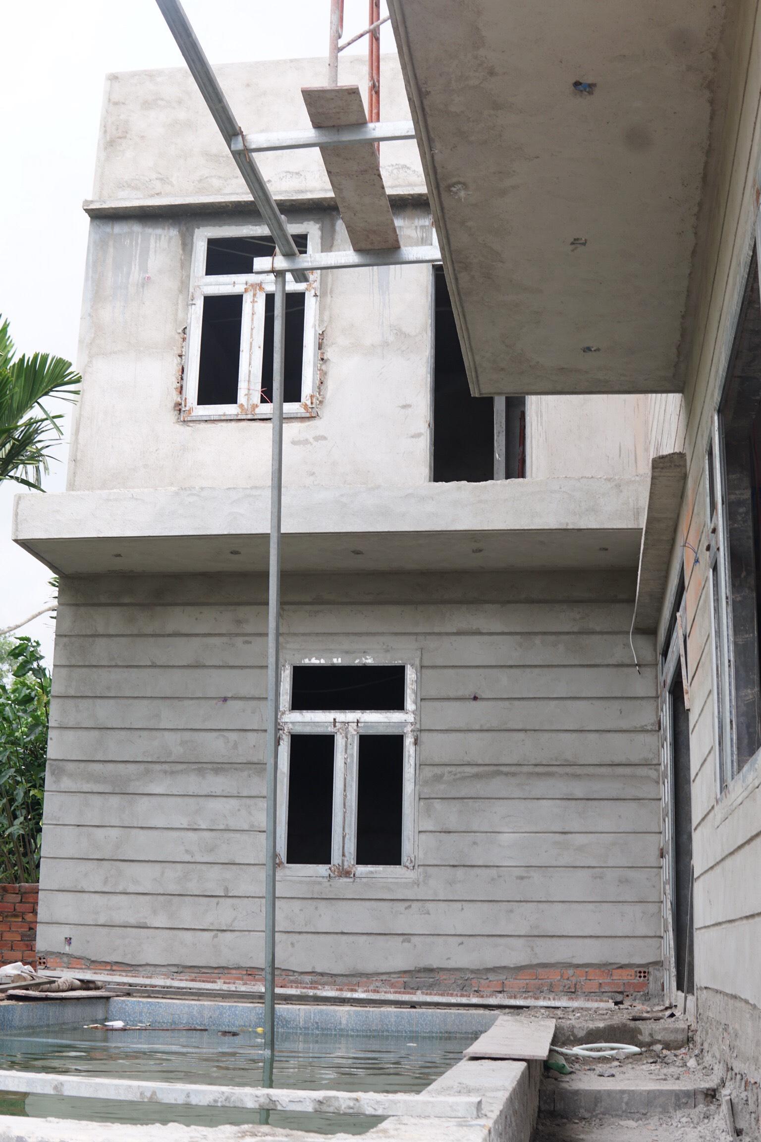 mau nha 2 tang thi cong 3 [KHÔNG PHÁT SINH] xây nhà biệt thự 2 tầng ở Đồng Nai từ thiết kế đến hoàn công