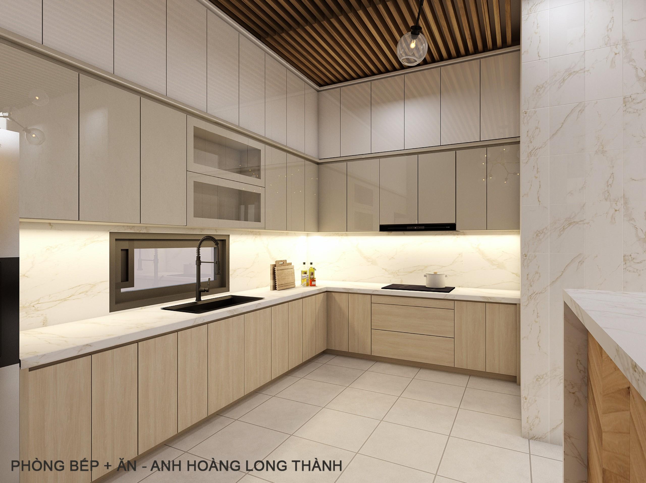 noi that hien dai biet thu 2 tang mini 1 [KHÔNG PHÁT SINH] xây nhà biệt thự 2 tầng ở Đồng Nai từ thiết kế đến hoàn công
