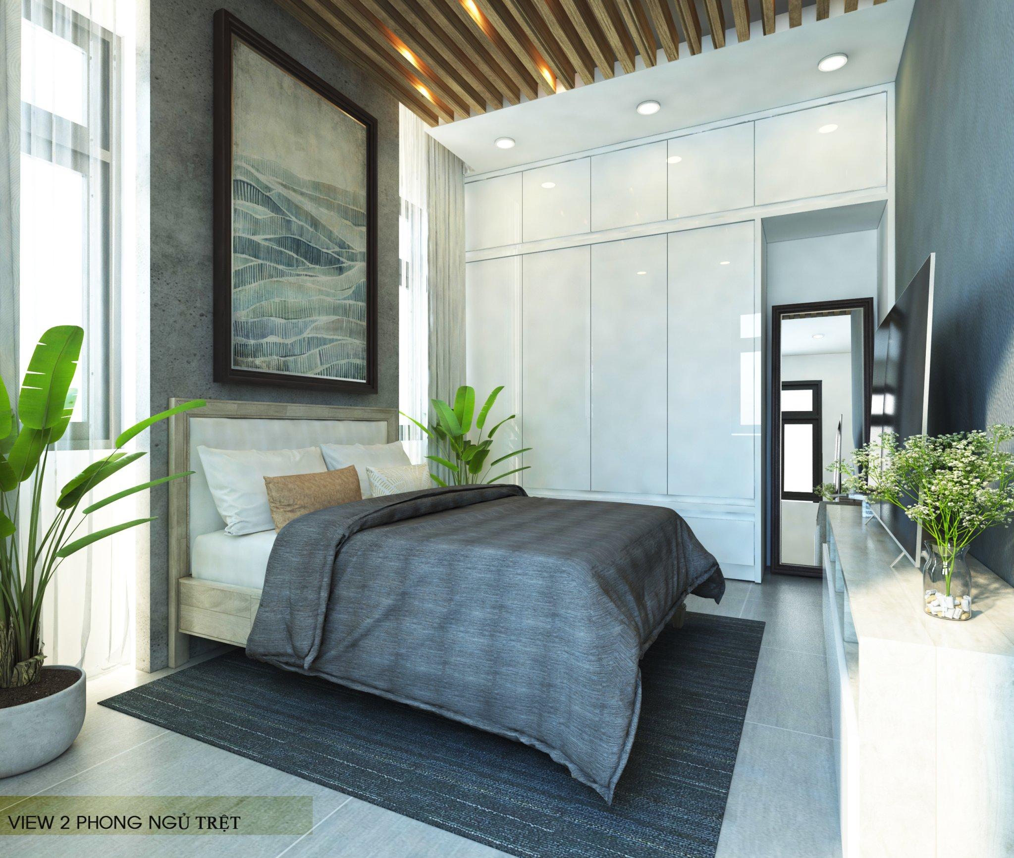 noi that hien dai biet thu 2 tang mini 11 [KHÔNG PHÁT SINH] xây nhà biệt thự 2 tầng ở Đồng Nai từ thiết kế đến hoàn công
