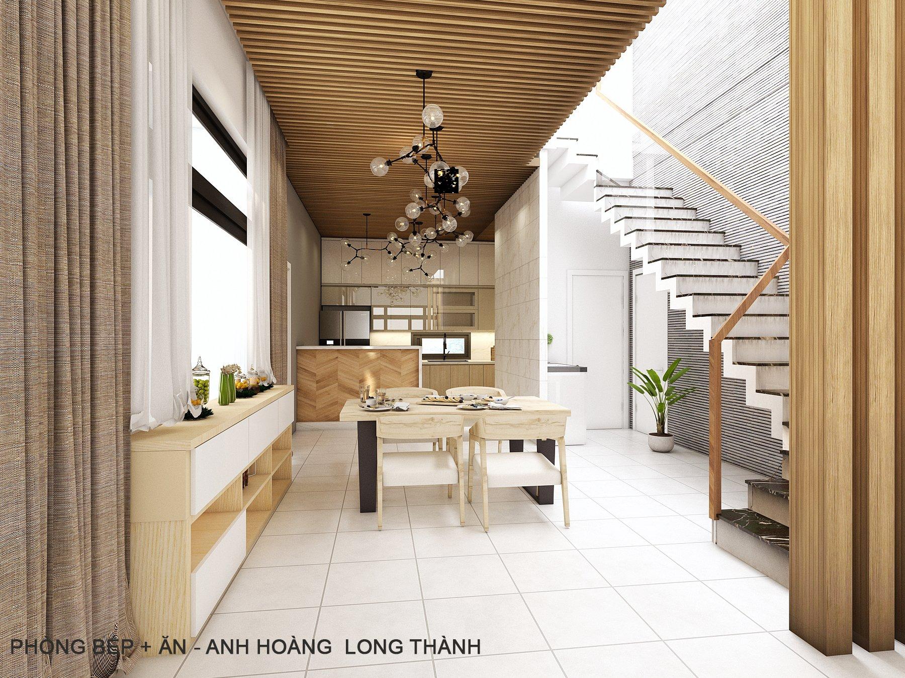 noi that hien dai biet thu 2 tang mini 2 [KHÔNG PHÁT SINH] xây nhà biệt thự 2 tầng ở Đồng Nai từ thiết kế đến hoàn công