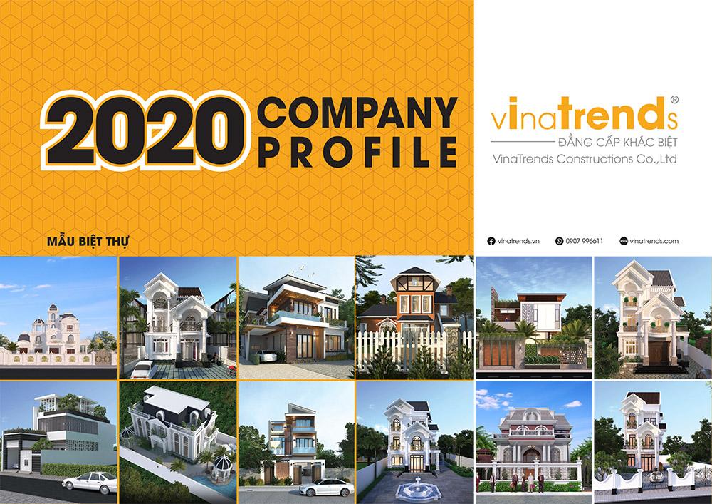 mau biet thu dep nhat 2020 1 VinaTrends   Công ty xây dựng tại Đồng Nai hơn 499 công trình thiết kế xây nhà trọn gói trên toàn Việt Nam