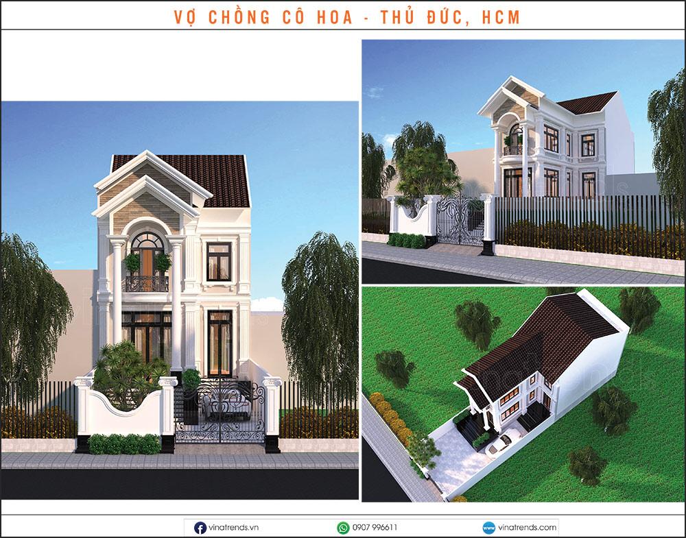 mau biet thu dep nhat 2020 41 Mẫu biệt thự đẹp 1   2   3   4   5 tầng [catalogue 2020]