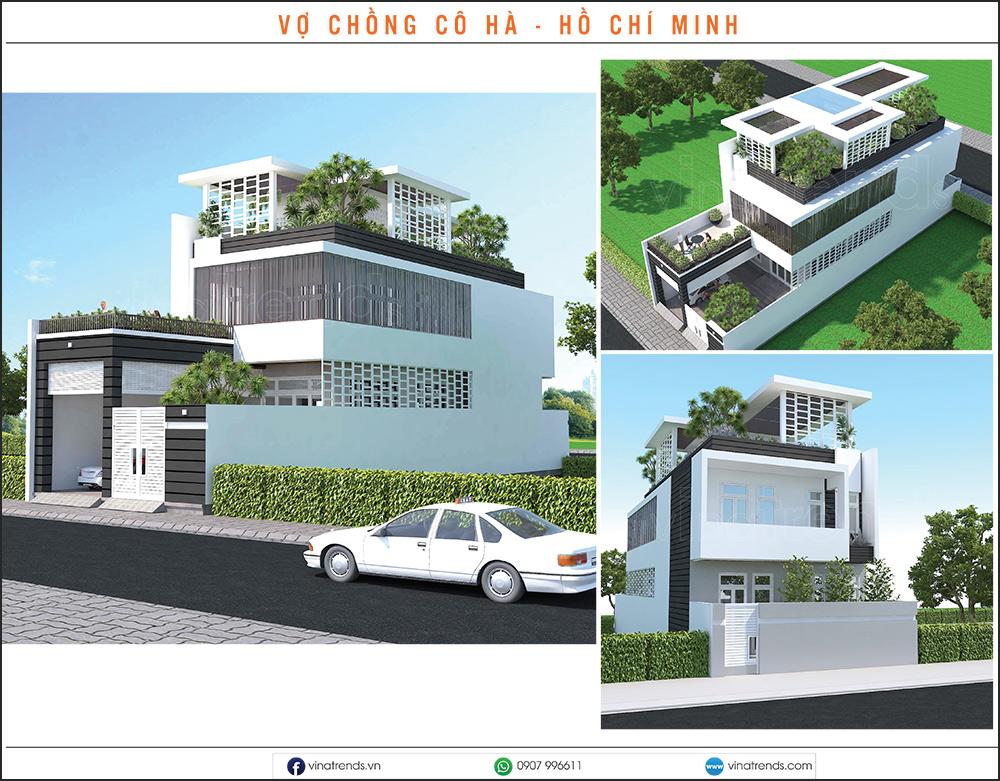 mau biet thu dep nhat 2020 51 Mẫu biệt thự đẹp 1   2   3   4   5 tầng [catalogue 2020]