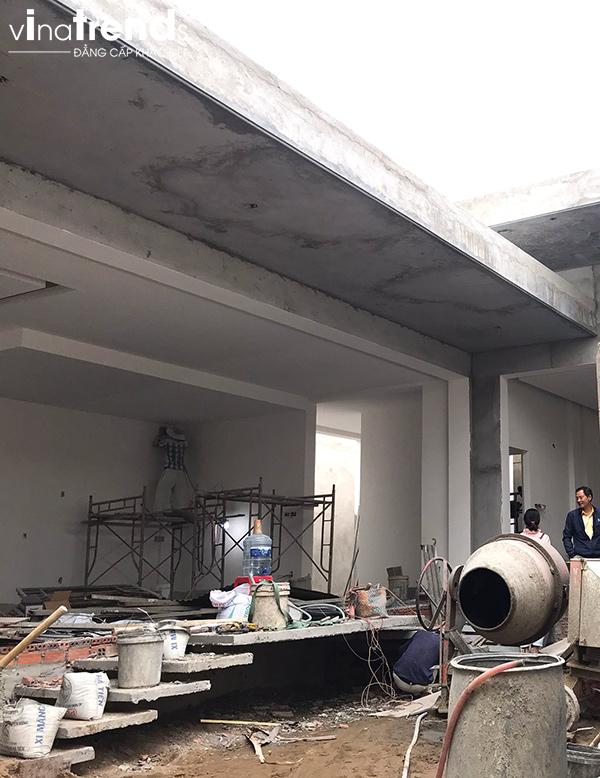 mau nha 1 tang dep Biệt thự vườn nhà 1 tầng hiện đại 8x19m kiểu phương Tây không gian mở ở Biên Hòa