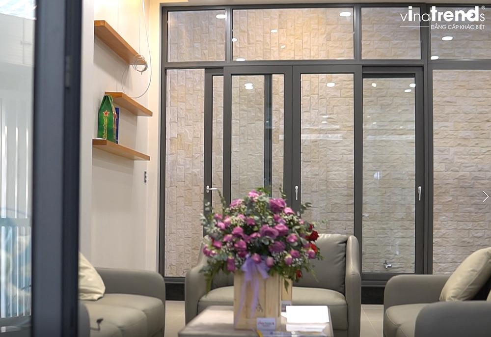 trang tri noi that nha hien dai 3 tang 20 Chuyên hoàn thiện nhà liền kề phần thô từ A đến Z (kiến trúc nội thất) cho khách bận rộn ở Đồng Nai