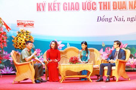 giam doc nguyen ngoc ha vinatrends nhan bang khen ca nhan dien hinh nam 2018 tinh dong nai 2 CEO Nguyễn Hà được tuyên dương điển hình tiên tiến tỉnh Đồng Nai năm 2019