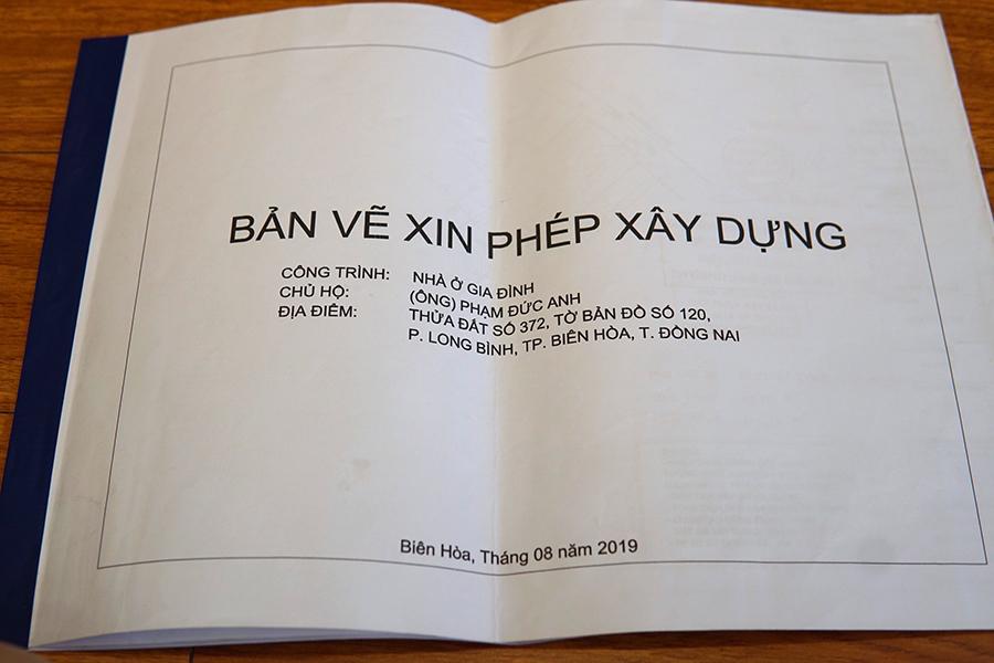 ho so xin phep xay dung VinaTrends: Công ty xây dựng tại Đồng Nai hơn 300 công trình thiết kế xây nhà trọn gói toàn Việt Nam