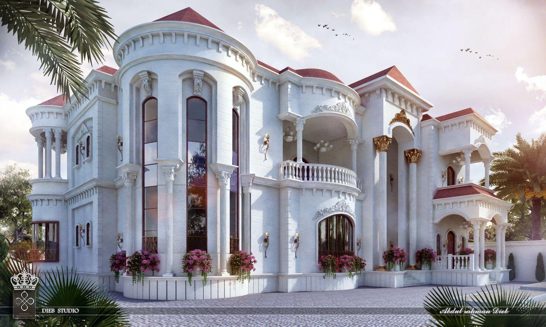 thiet ke mau dinh thu dep nhat the gioi 1 Đơn giá thiết kế nhà phố   biệt thự trọn gói của VinaTrends từ 08/2020