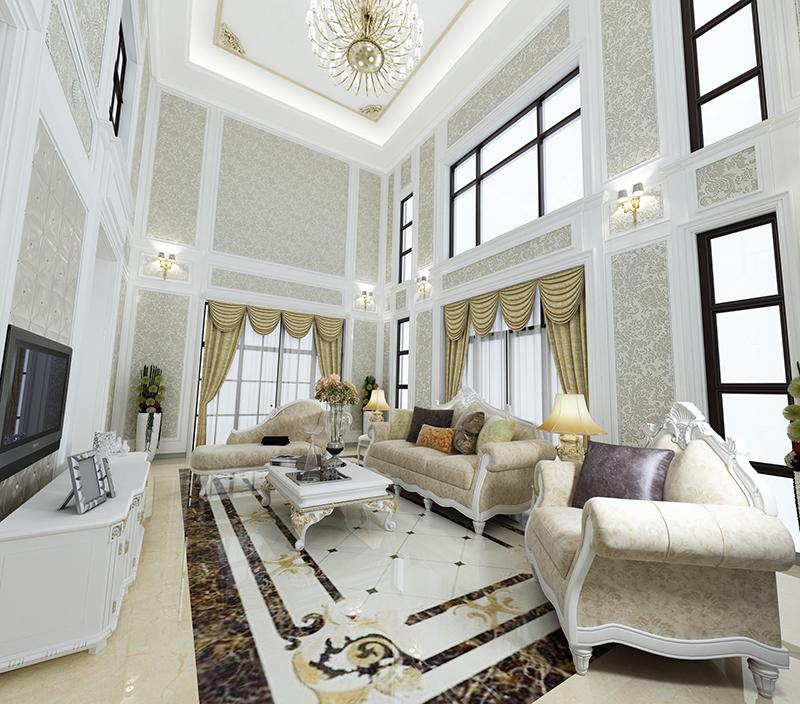 thiet ke noi that tan co dien Đơn giá thiết kế nhà phố   biệt thự trọn gói của VinaTrends từ 08/2020