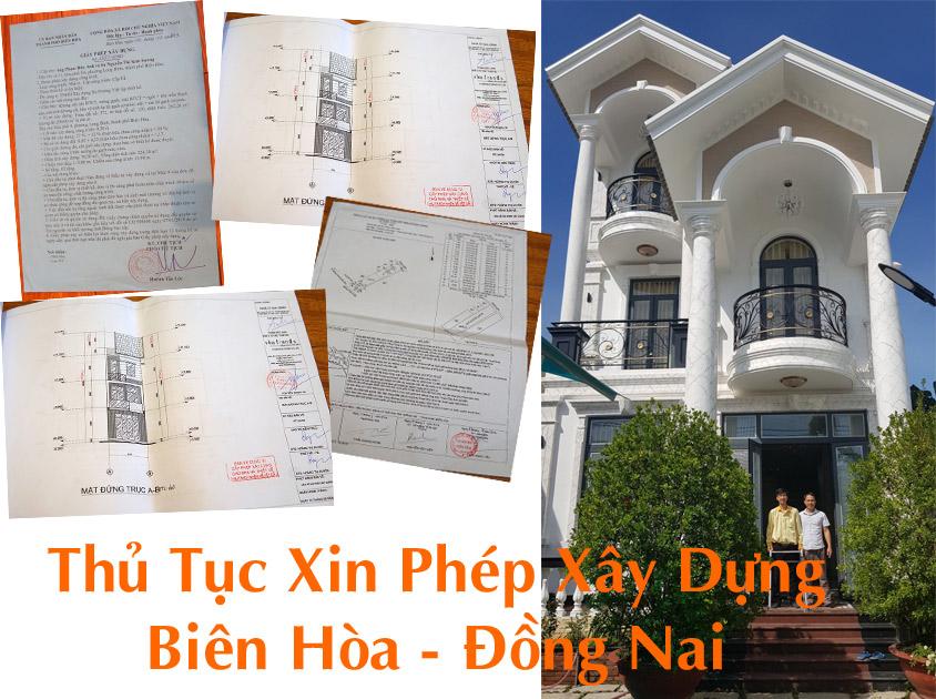 thu tuc xin phep xay dung nha o bien hoa dong nai Dịch vụ & Báo Giá