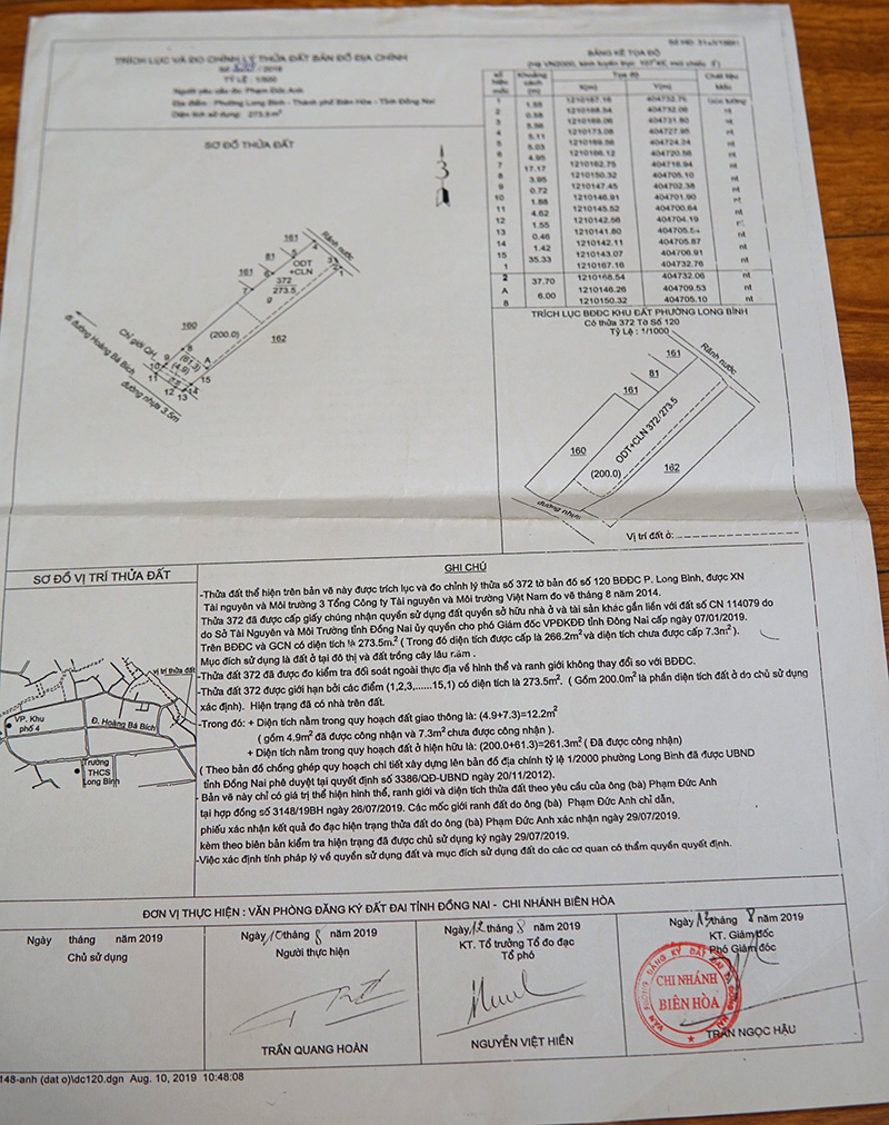 to trich luc thua dat xin phep xay dung Cách Xin Phép Xây Dựng ở Biên Hòa Đồng Nai đi 1 lần đã có giấy hẹn màu xanh