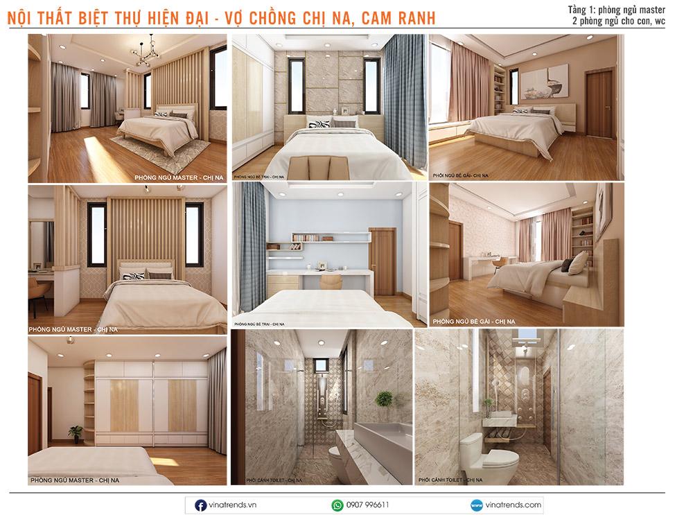 5 thiet ke noi that hien dai cho biet thu dep 2 Mẫu thiết kế nội thất nhà phố, biệt thự, công trình khác [catalogue 2020]