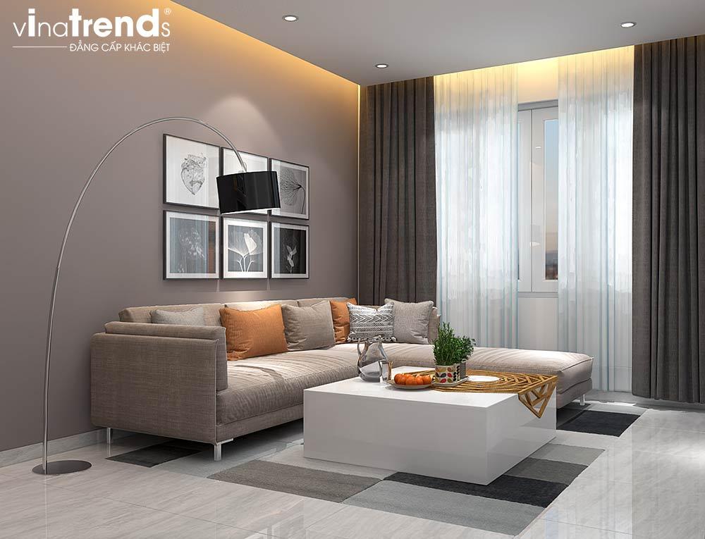PONG GIAI TRI 1 Thiết kế nội thất cao cấp cho trần thạch cao nhà phố đẹp   NT011213E