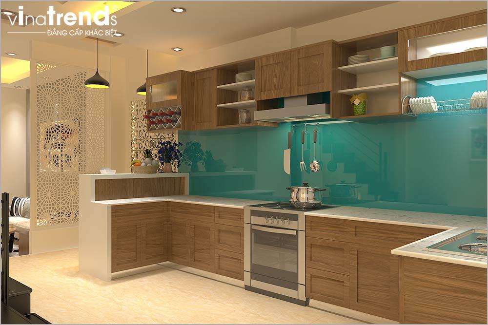 TRET 4 Thiết kế nội thất cao cấp cho căn hộ nhỏ xinh   NT131213B