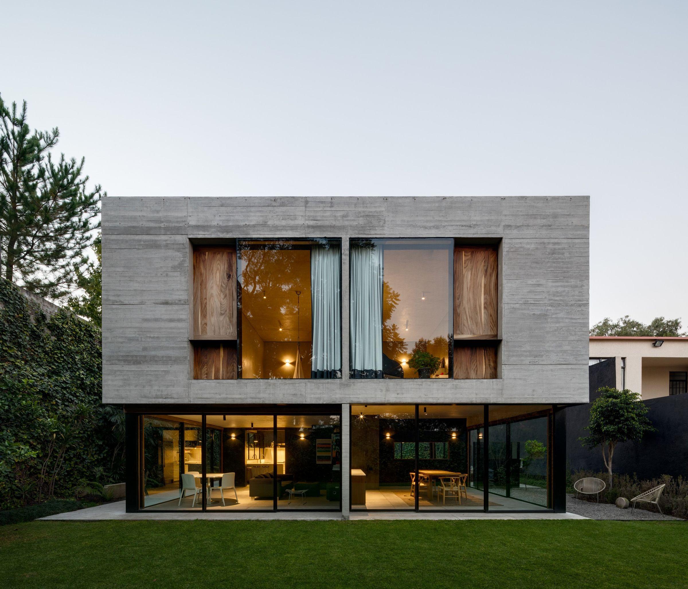 cac mau nha biet thu co san vuon dep nhat the gioi 16 50+ mẫu nhà biệt thự có sân vườn xanh mát mê mọi góc cạnh của thế giới