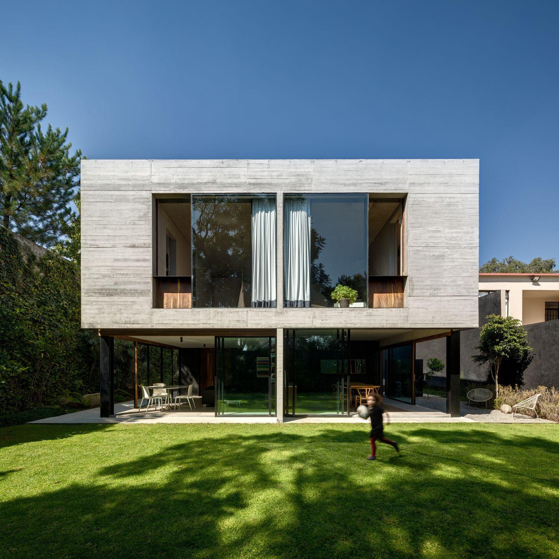 cac mau nha biet thu co san vuon dep nhat the gioi 17 50+ mẫu nhà biệt thự có sân vườn xanh mát mê mọi góc cạnh của thế giới
