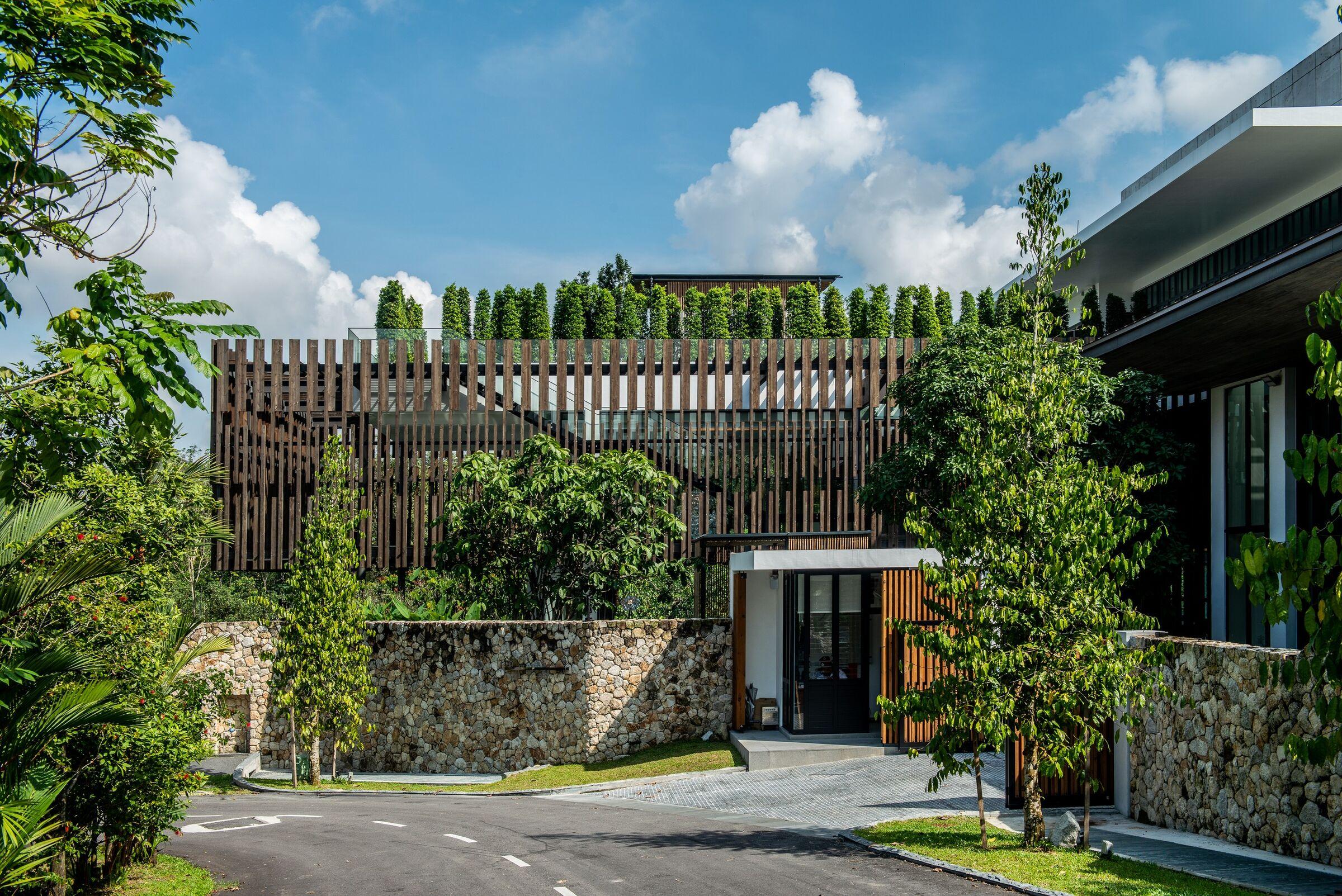 cac mau nha biet thu co san vuon dep nhat the gioi 18 50+ mẫu nhà biệt thự có sân vườn xanh mát mê mọi góc cạnh của thế giới