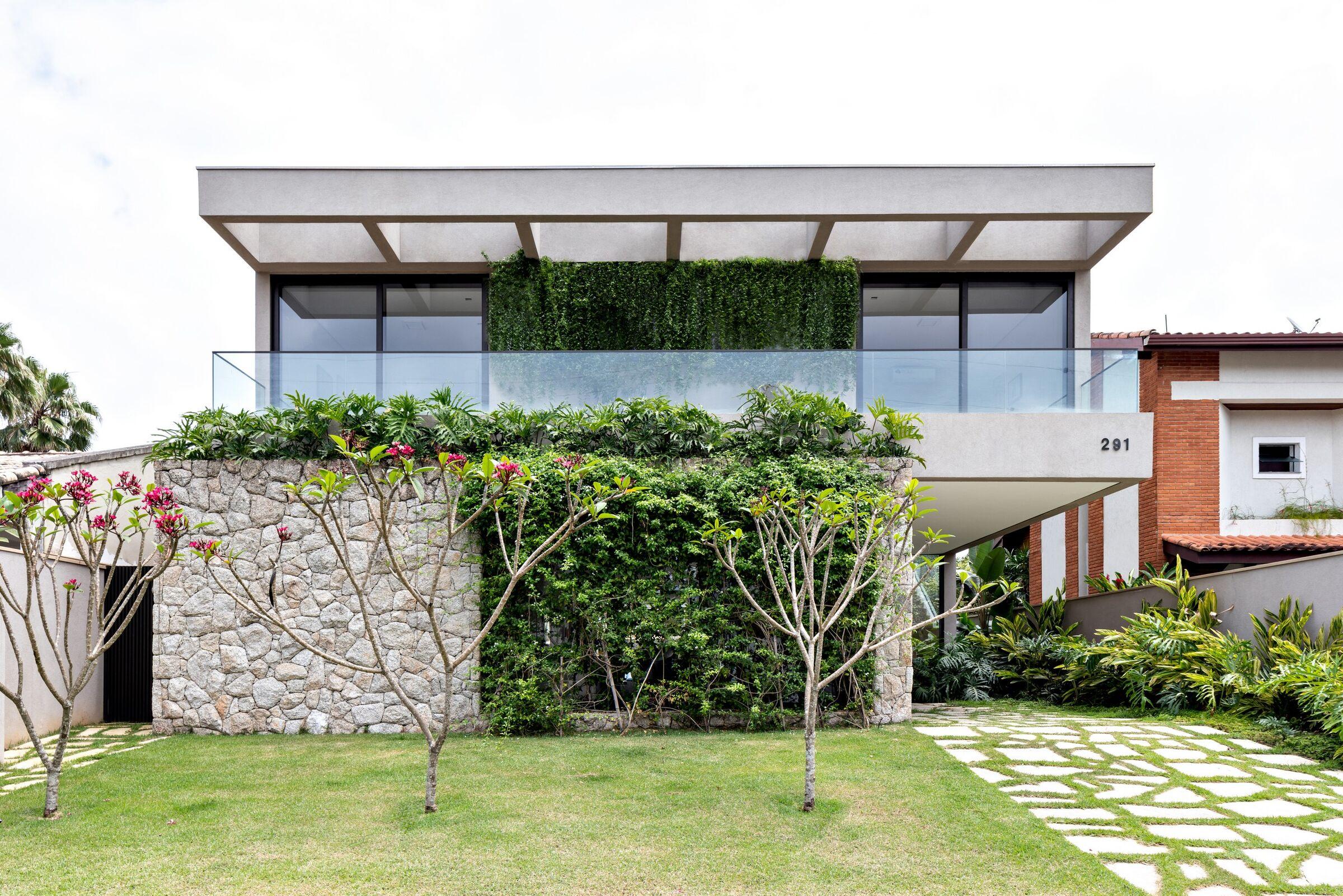 cac mau nha biet thu co san vuon dep nhat the gioi 23 50+ mẫu nhà biệt thự có sân vườn xanh mát mê mọi góc cạnh của thế giới