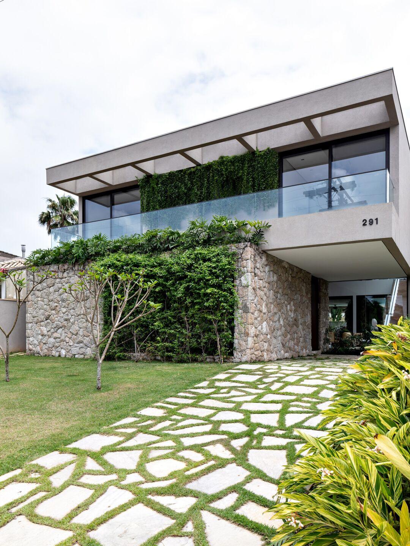 cac mau nha biet thu co san vuon dep nhat the gioi 24 50+ mẫu nhà biệt thự có sân vườn xanh mát mê mọi góc cạnh của thế giới