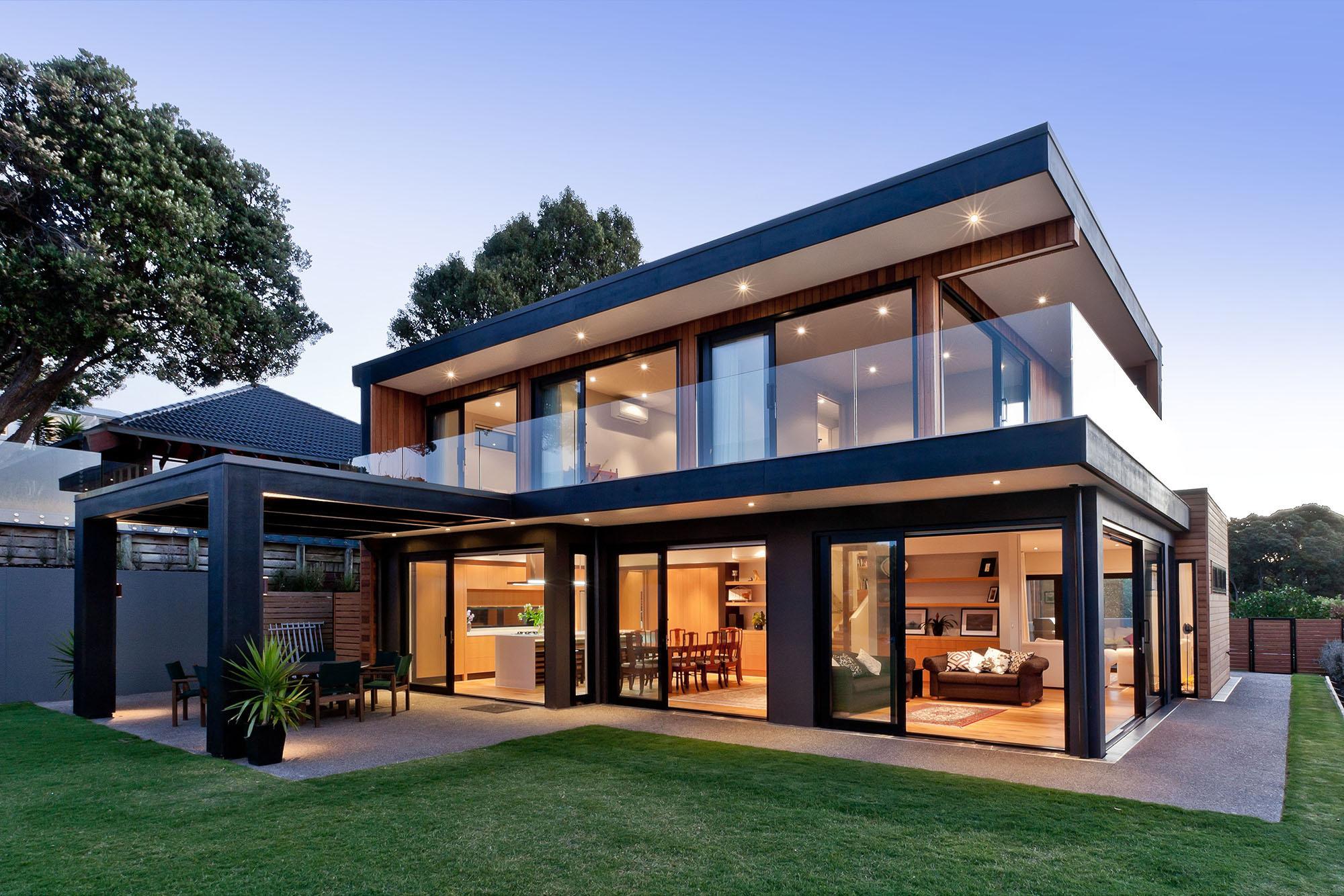 cac mau nha biet thu co san vuon dep nhat the gioi 25 50+ mẫu nhà biệt thự có sân vườn xanh mát mê mọi góc cạnh của thế giới