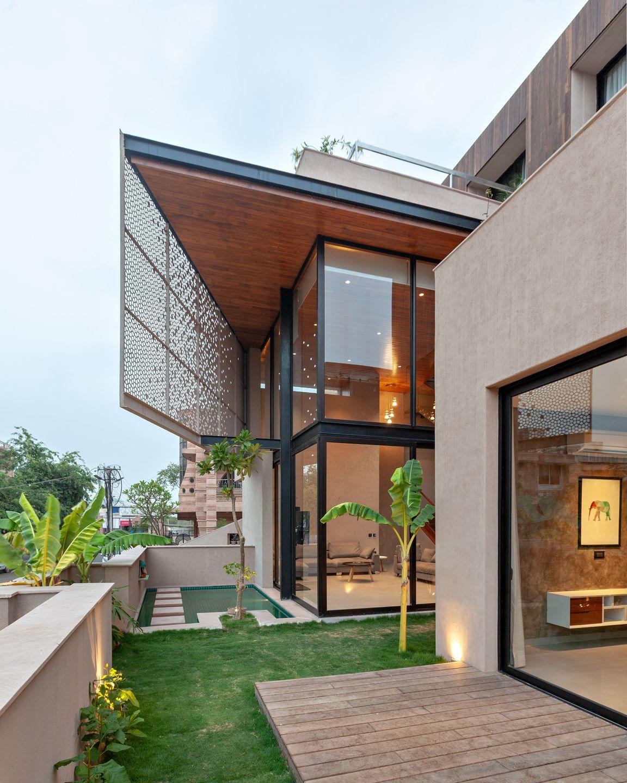 cac mau nha biet thu co san vuon dep nhat the gioi 9 50+ mẫu nhà biệt thự có sân vườn xanh mát mê mọi góc cạnh của thế giới
