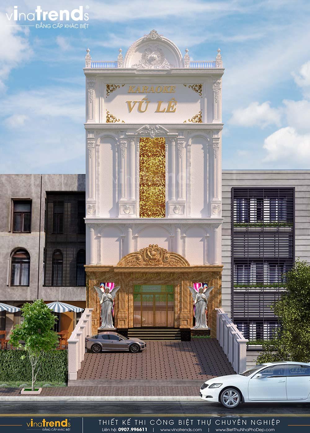 thiet ke nha biet thu kinh doanh karaoke co dien 4 tang dep nhat Phong thủy nhà ở theo tuổi 1978 Mậu Ngọ đầy đủ và mới nhất