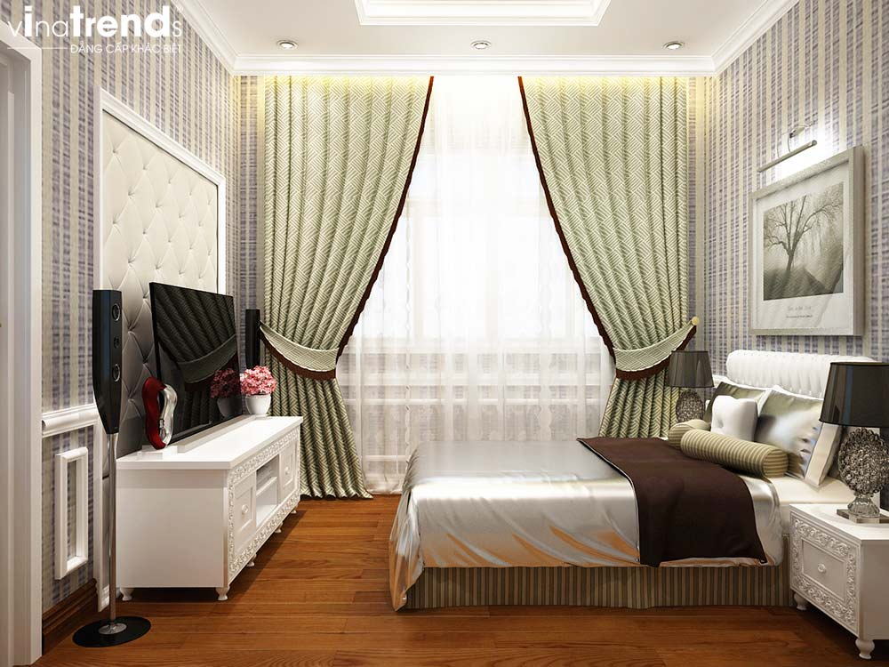 phong ong ba Mẫu nhà 3 tầng dành tầng trệt kinh doanh mặt tiền 5,3x27m nhà chị Nga ở Hưng Yên