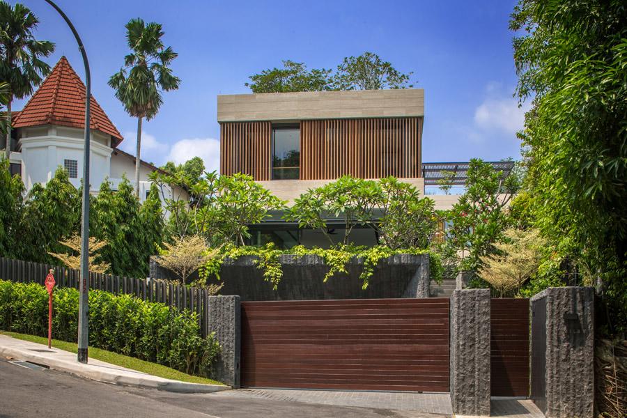 mau biet thu hien dai dep 3 tang co san vuon nho cay xanh dep nhat 70 Top 20 mẫu nhà biệt thự đẹp tìm kiếm nhiều nhất dành cho khách muốn xây nhà