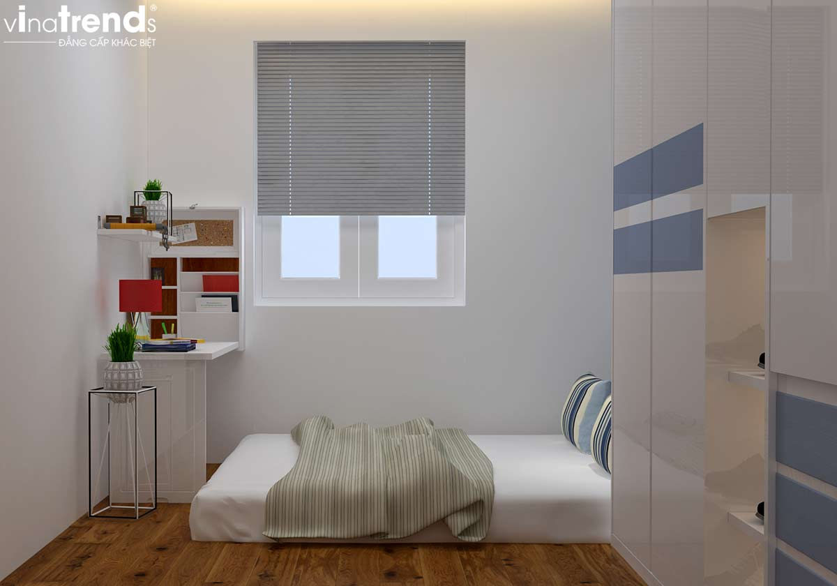 noi that chung cu hien dai don gian 1 Mẫu thiết kế nội thất chung cư căn hộ nhỏ sắc xanh thoáng đẹp
