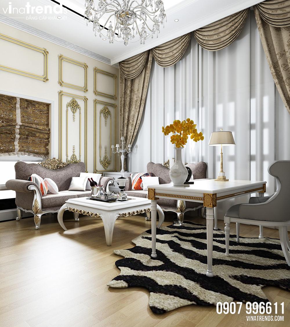 phong tiep khachb pngu master 1 Độc đáo 30 mẫu thiết kế nội thất phòng khách đẹp 30m2 mê hồn   NT210814A