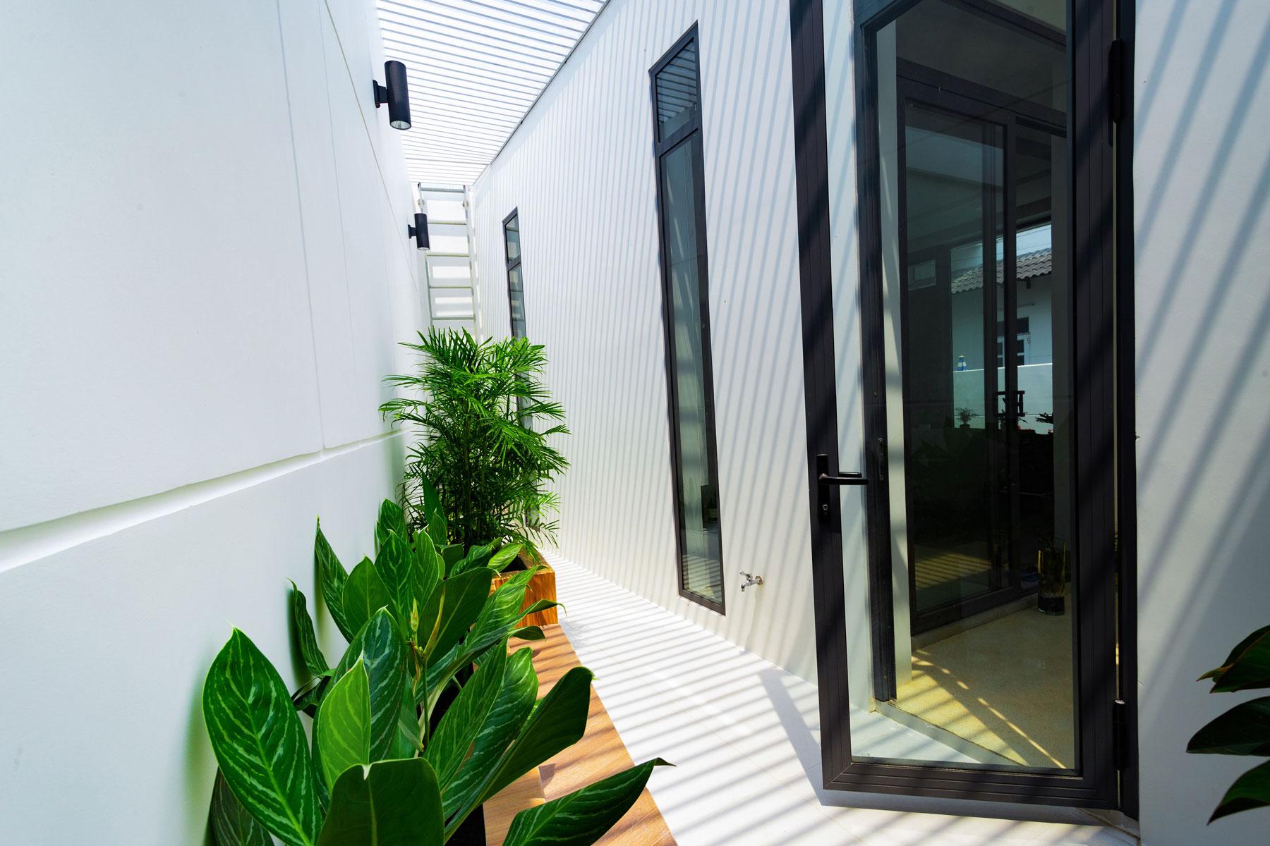 noi that nha hien dai 1 tang dep nhat Biệt thự vườn nhà 1 tầng hiện đại 8x19m kiểu phương Tây không gian mở ở Biên Hòa