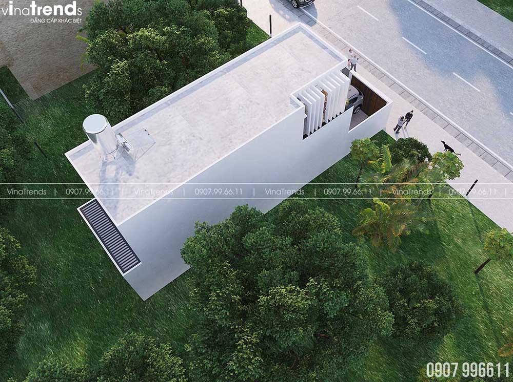 mau nha cap 4 2 tang dep 05 Mẫu Nhà Cấp 4 2 Tầng đẹp Tối Ưu Xây Chỉ 590 triệu đến 1,2 tỷ
