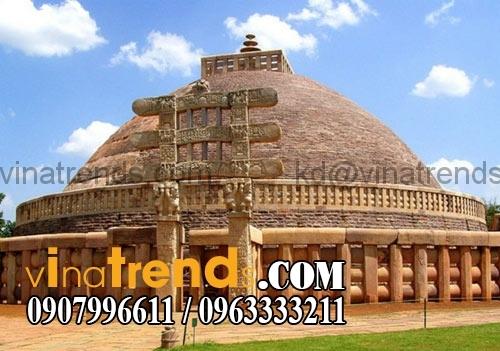 Great Sanchi an do 14 kiến trúc thiết kế biệt thự nhà vòm độc đáo nhất hành tinh   BST020915C